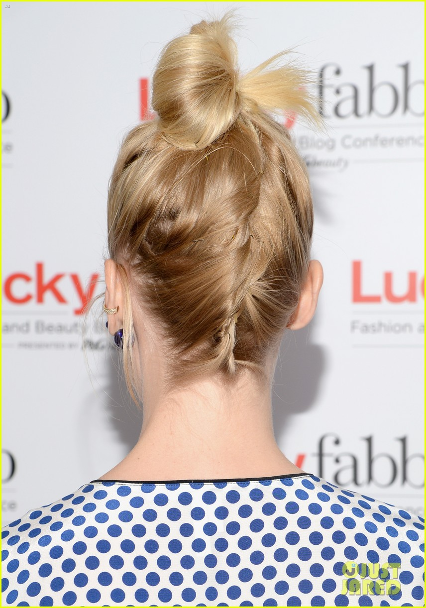 january jones nicole richie lucky fabb conference 153084729