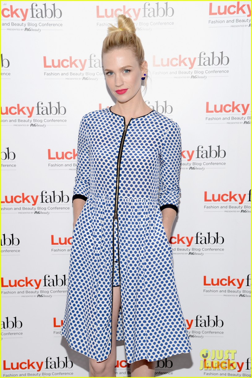 january jones nicole richie lucky fabb conference 17