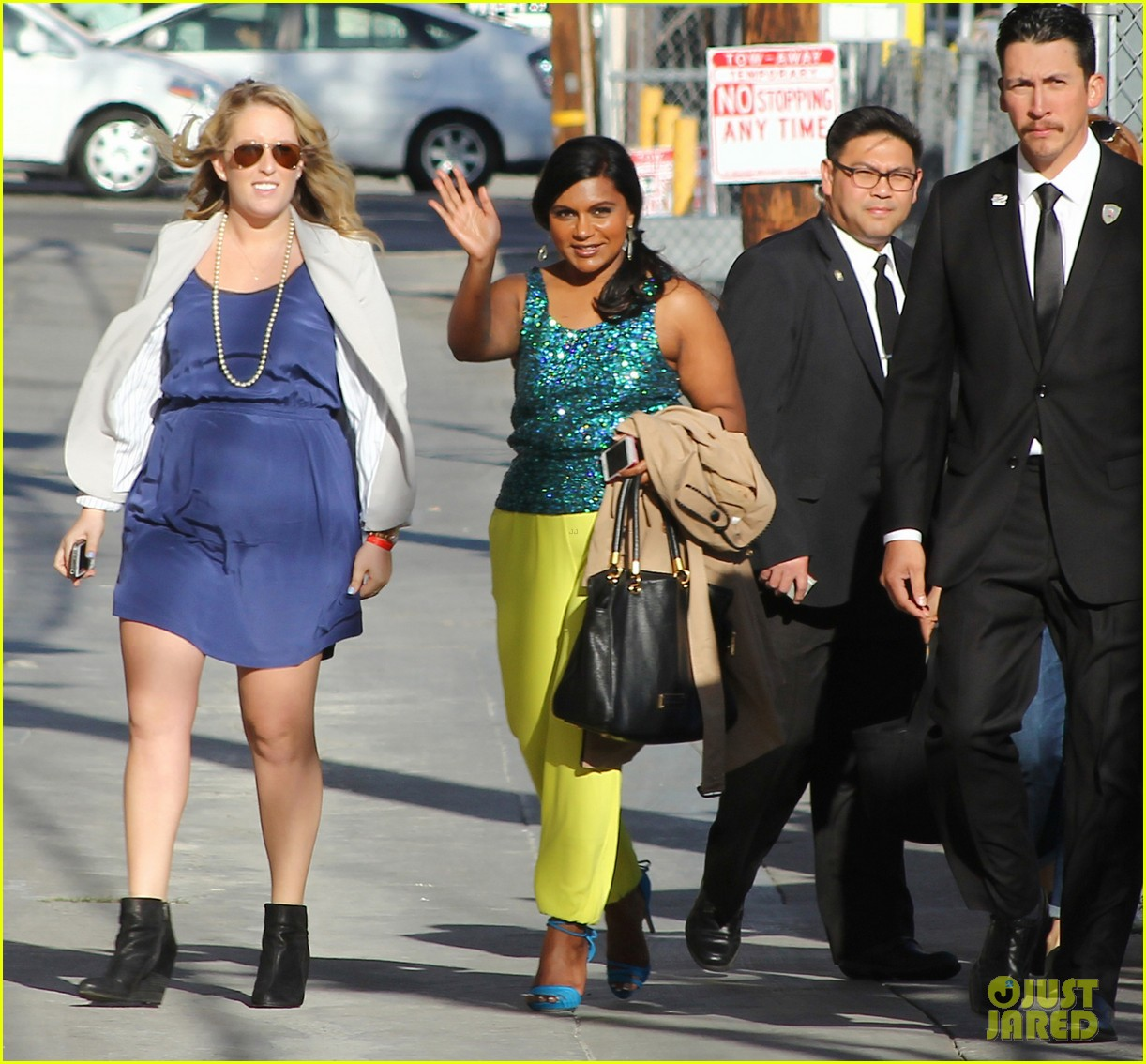 mindy kaling takes lots of effort to look like a normal person 013082815