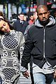 kim kardashian changes into two different dresses 18