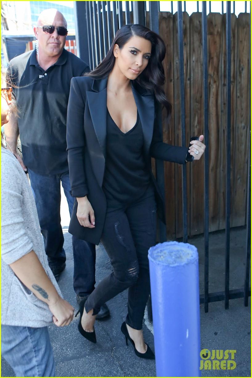 kim kardashian mud run with khloe 013100892