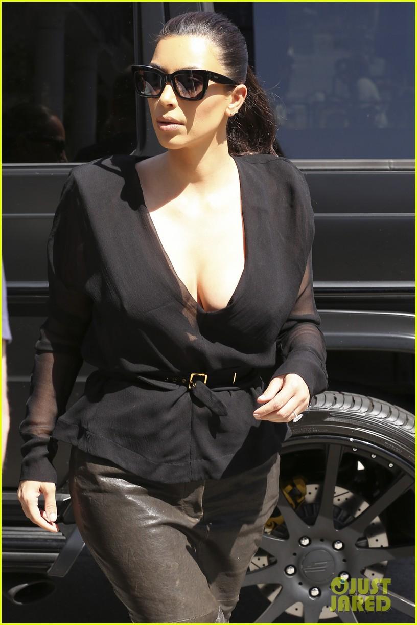kim kardashian goes shopping for bikinis with mom kris jenner 143097749