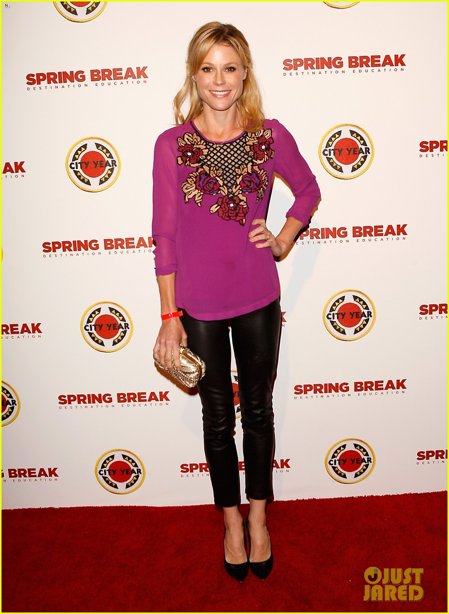 katie lowes julie bowen city year los angeles 2014 013095625