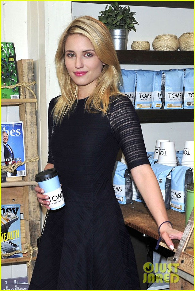 dianna agron jaime king go without shoes for toms 123101796