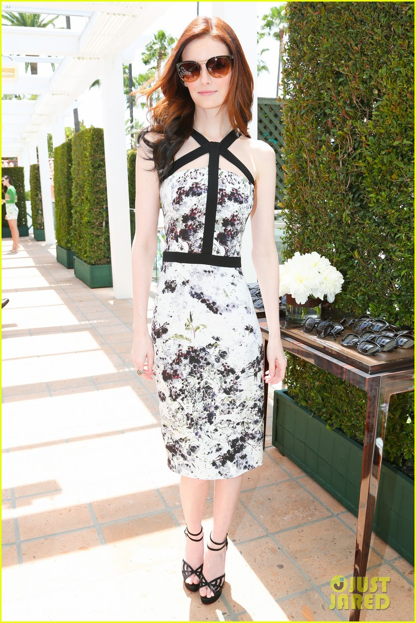 jaime king birthday carolina herrera luncheon 073098415