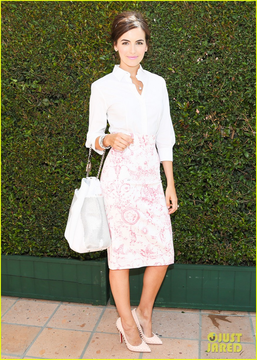 jaime king birthday carolina herrera luncheon 143098422