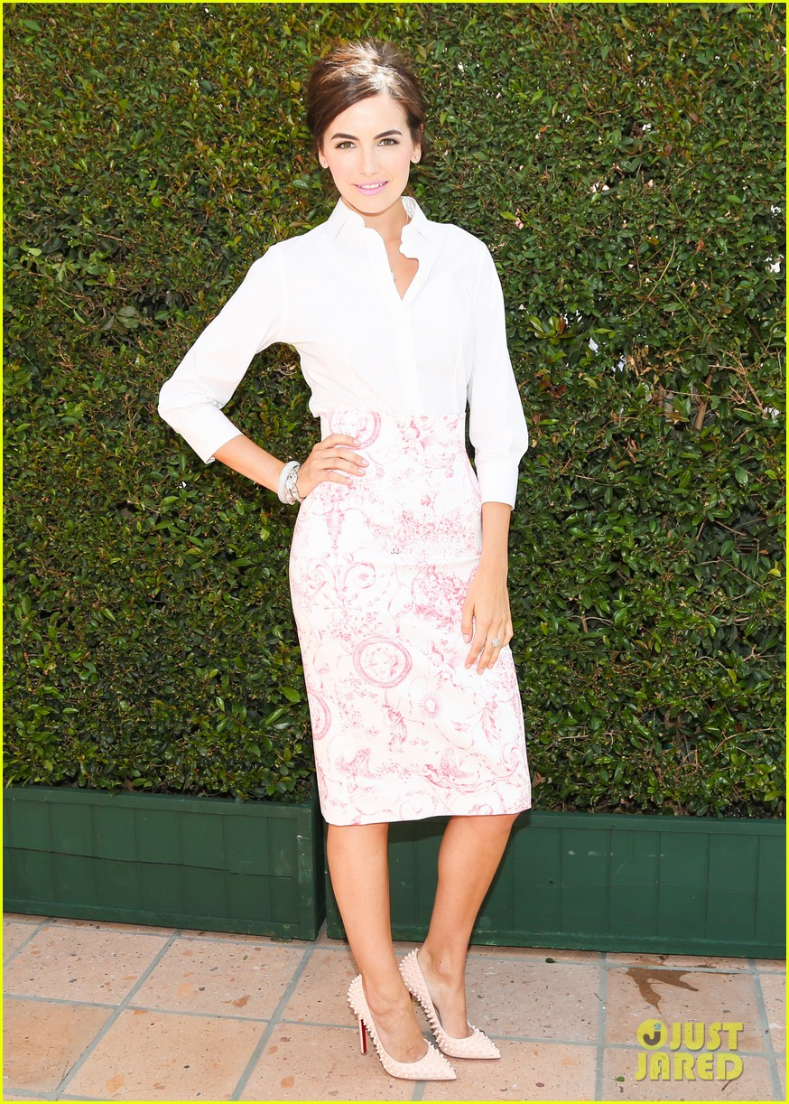jaime king birthday carolina herrera luncheon 15