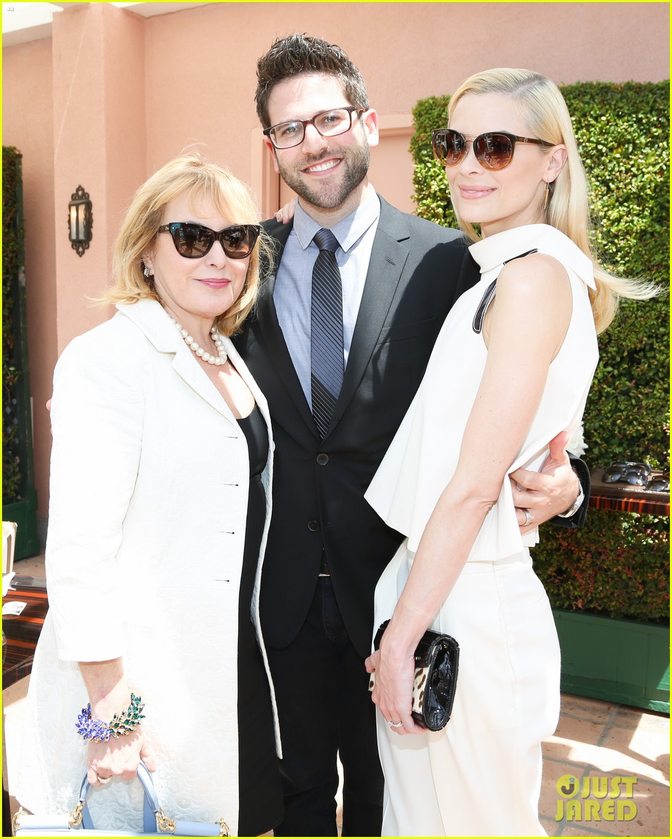 jaime king birthday carolina herrera luncheon 17