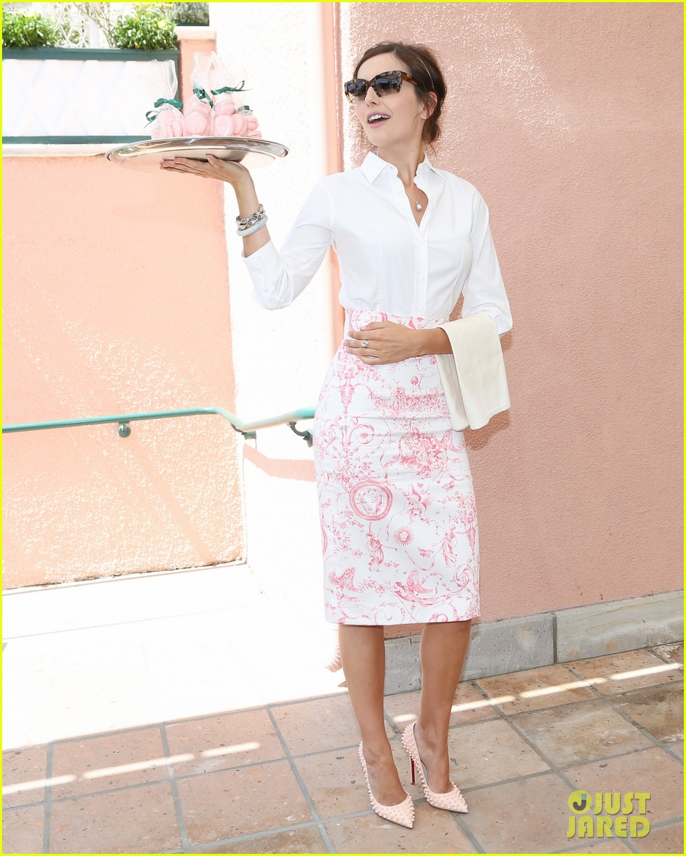jaime king birthday carolina herrera luncheon 233098431
