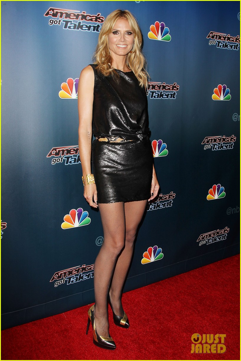 heidi klum americas got talent new york 02