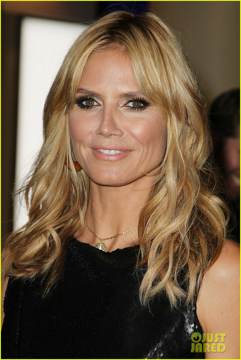 heidi klum americas got talent new york 083084639