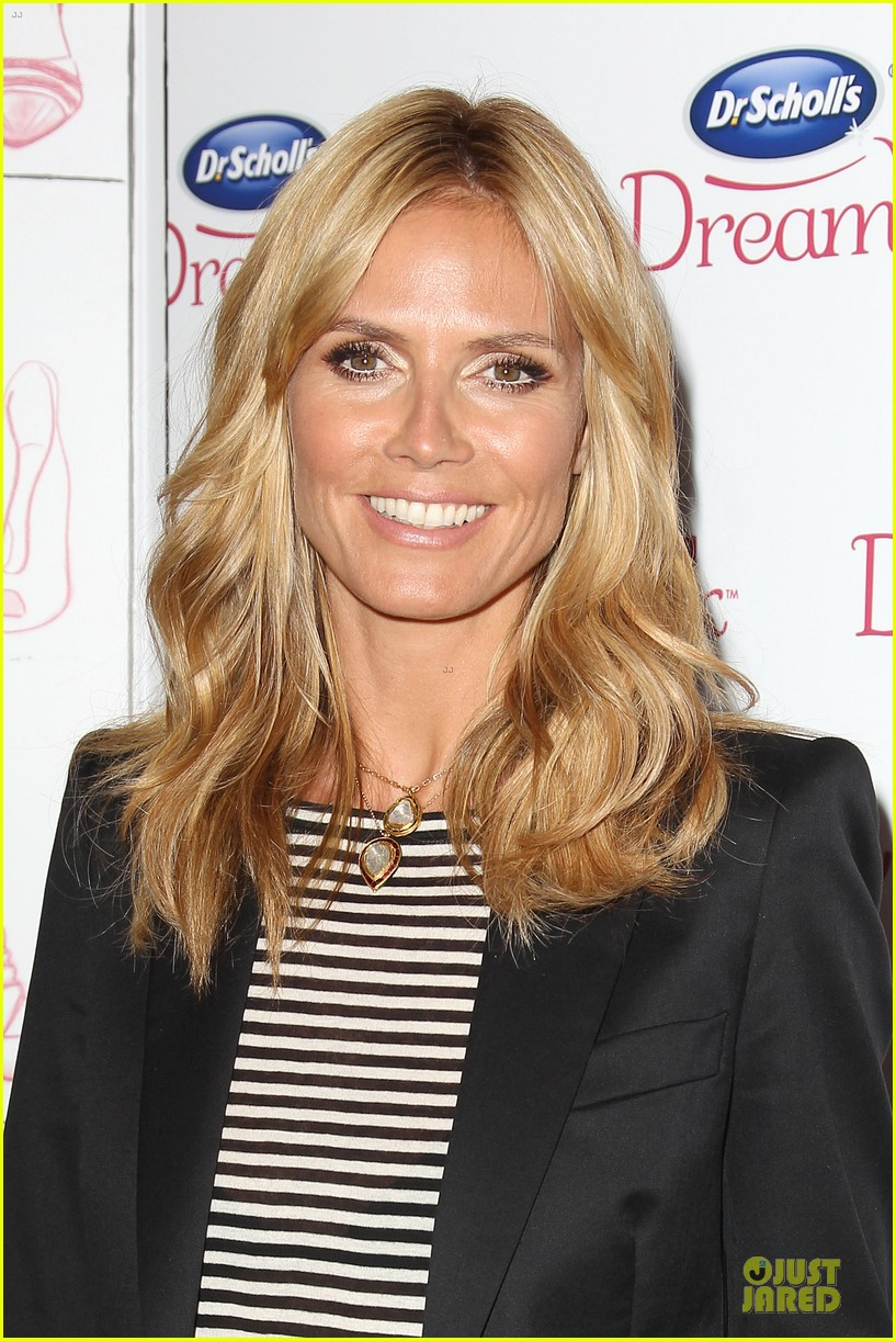 heidi klum dr scholl dreamwalk line meet needs 073083540