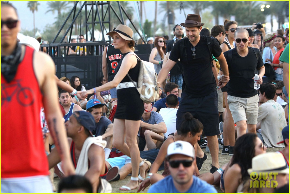 joshua jackson diane kruger happily wrap up their weekend at coachella 053096031