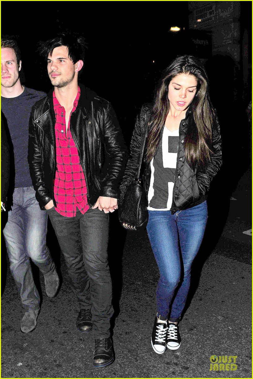 taylor lautner marie avgeropoulos inseparable london 053092529