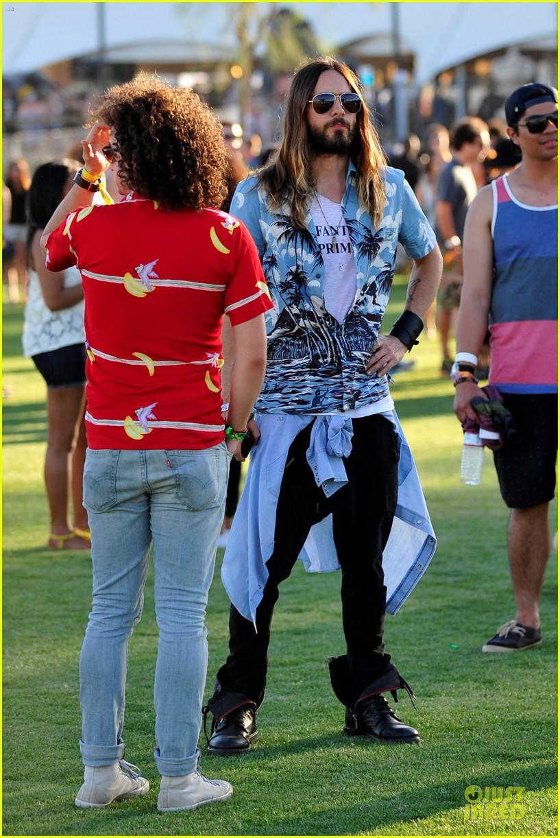 jared leto hawaiian shirt at coachella 053089532