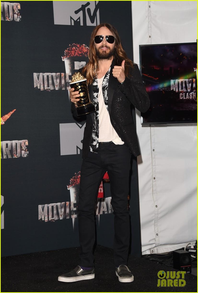 jared leto lupita nyongo mtv movie awards 013091255