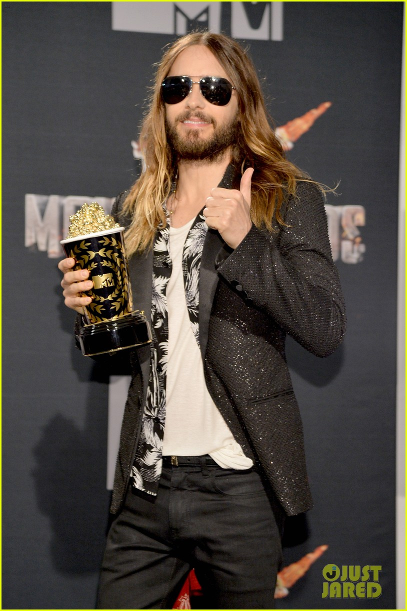 jared leto lupita nyongo mtv movie awards 173091271