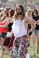 jared leto zebra print pants coachella day two 06