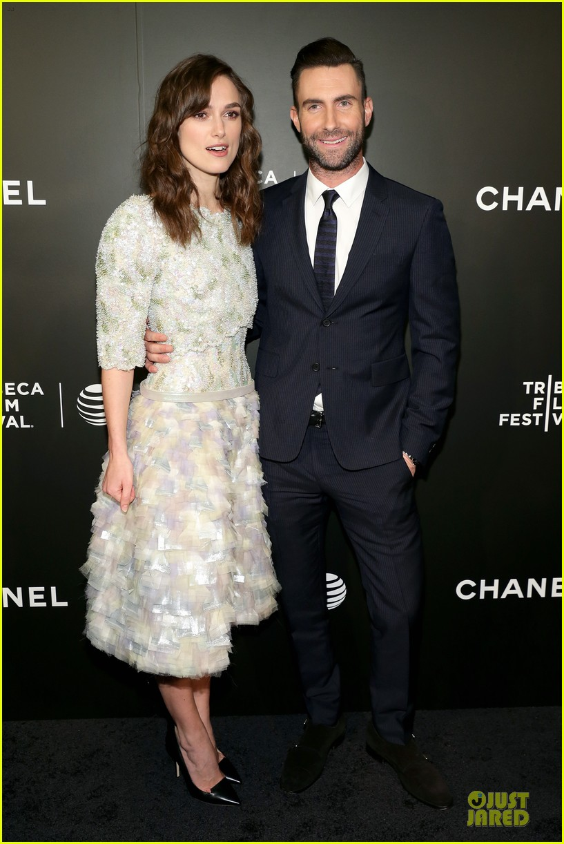 adam levine keira knightley tell us to begin again at tribeca 01