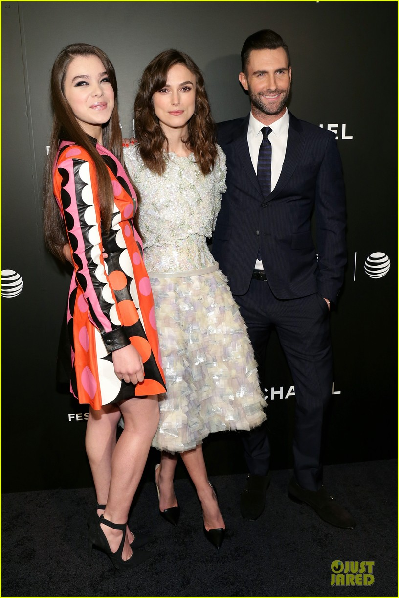 adam levine keira knightley tell us to begin again at tribeca 08