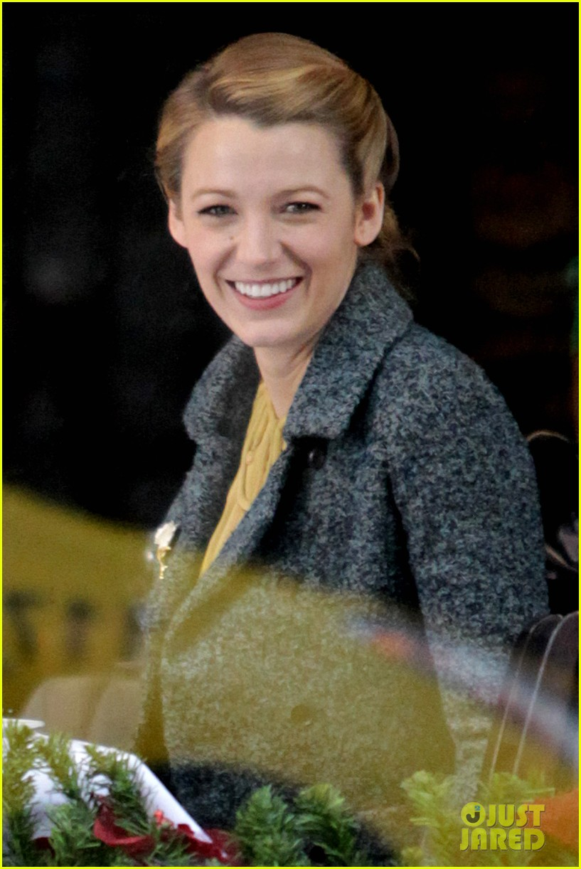 blake lively on screen mom ellen burstyn lunch in character 013084619