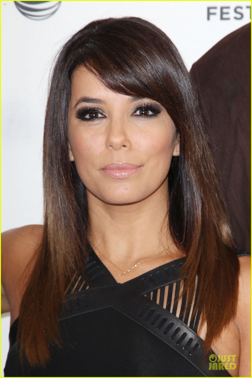 eva longoria exposes food chains at tribeca 093099733