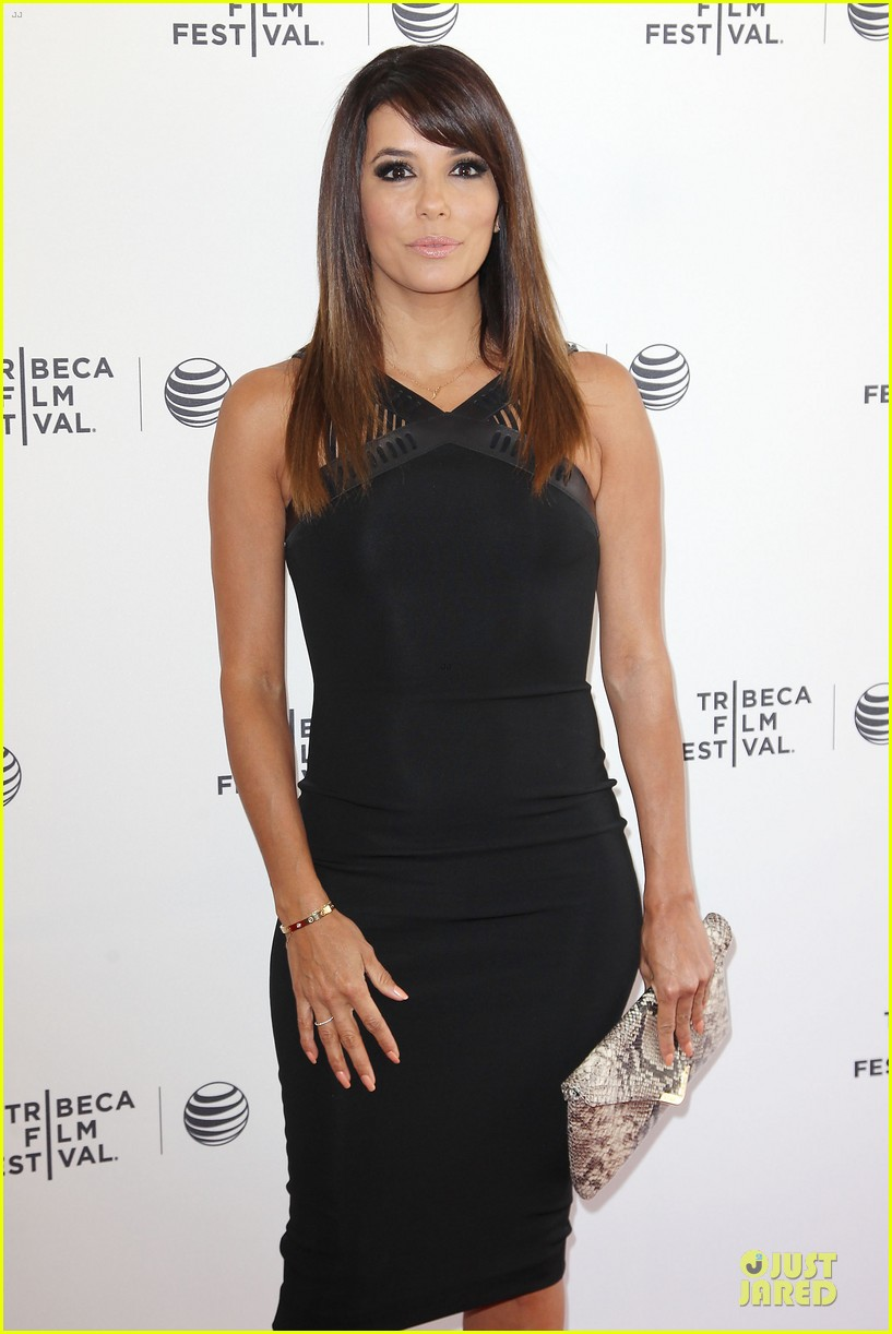 eva longoria exposes food chains at tribeca 10