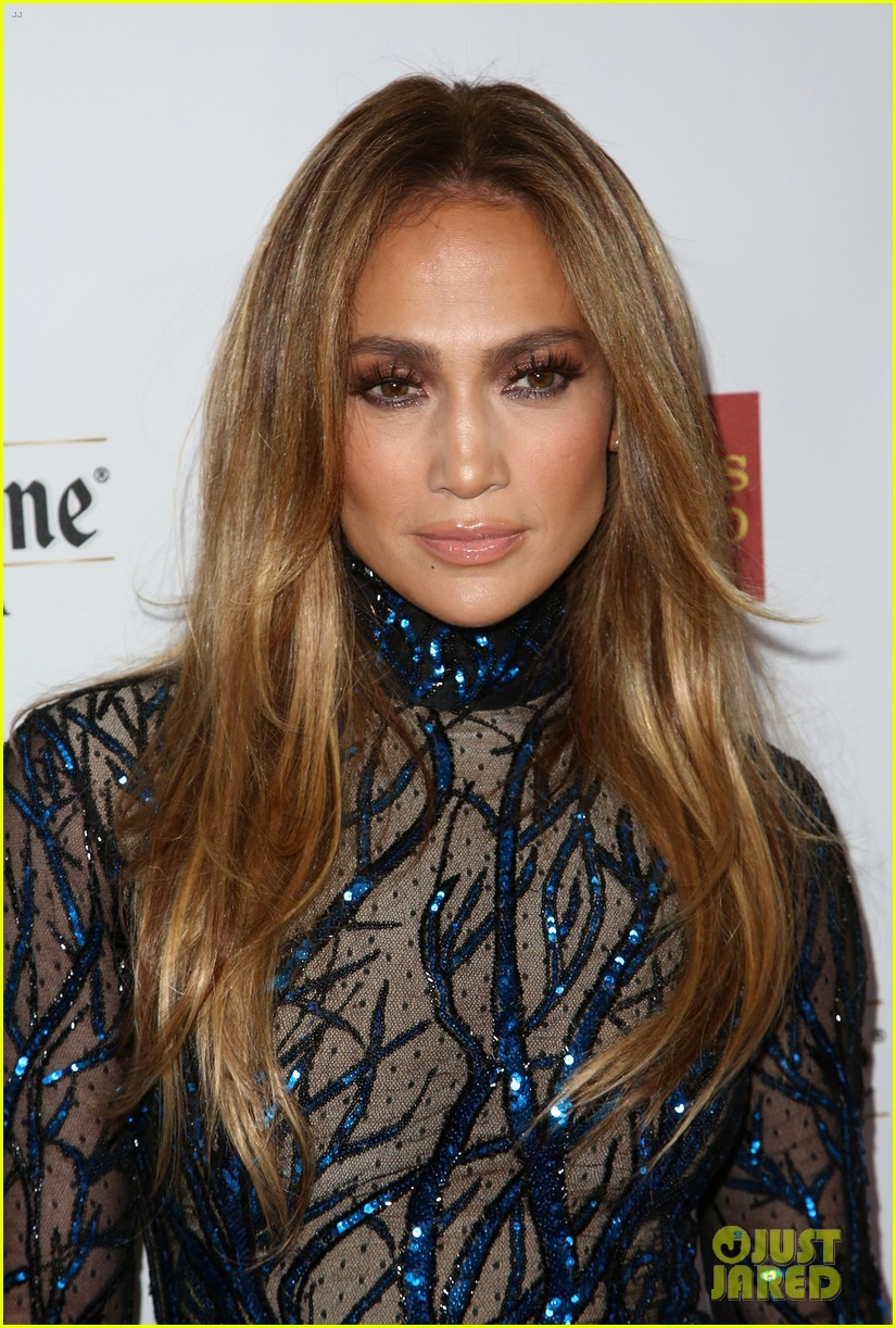 jennifer lopez glaad vanguard award boyfriend casper smart 213090049