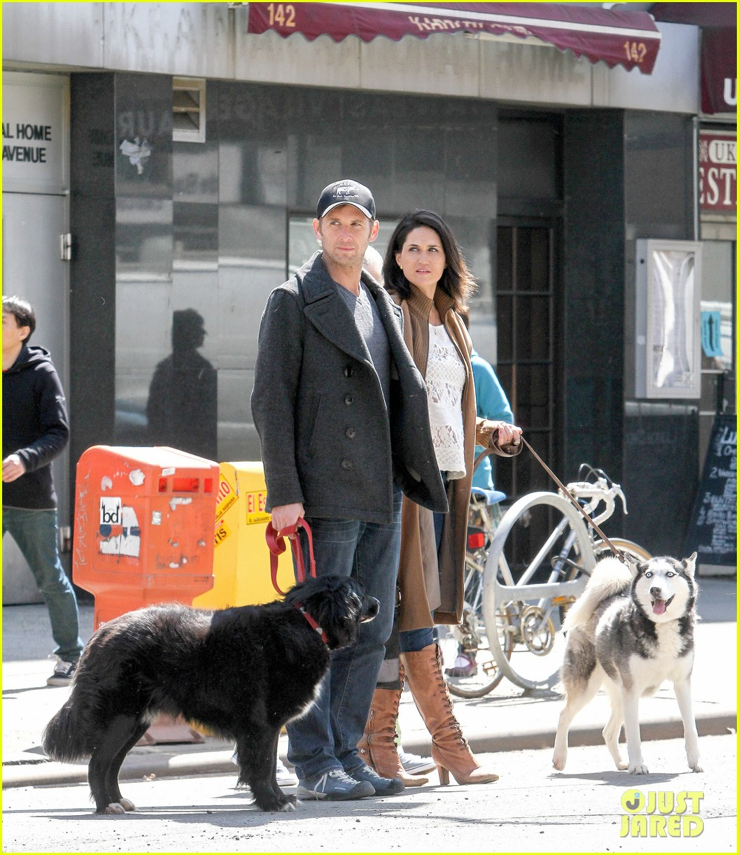 josh lucas jessica ciencin henriquez look very lovey dovey after divorce announcement 153084594