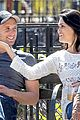 josh lucas jessica ciencin henriquez look very lovey dovey after divorce announcement 06