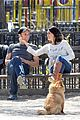 josh lucas jessica ciencin henriquez look very lovey dovey after divorce announcement 07