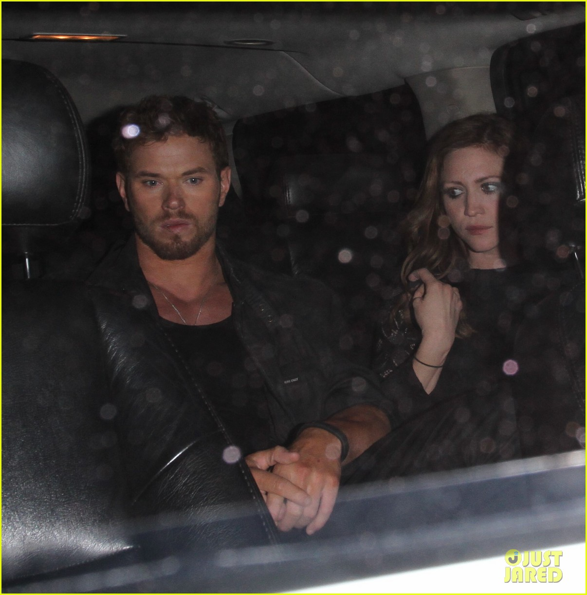 kellan lutz brittany snow stk steakhouse dinner 033084766