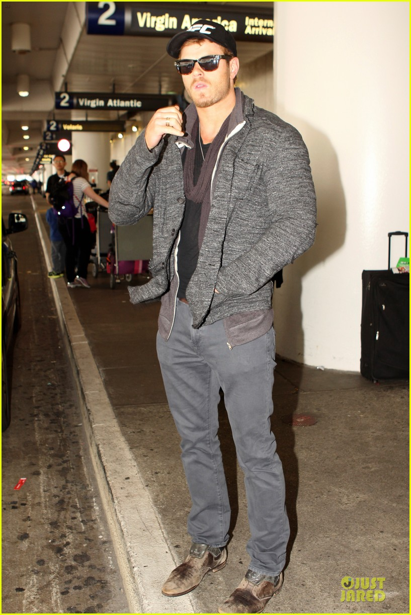 kellan lutz body to be ufc fighter 133099713
