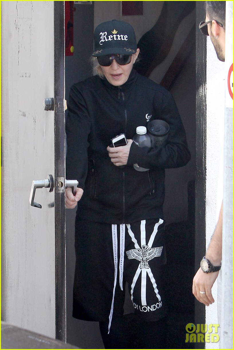 madonna is the queen of los angeles 013094416