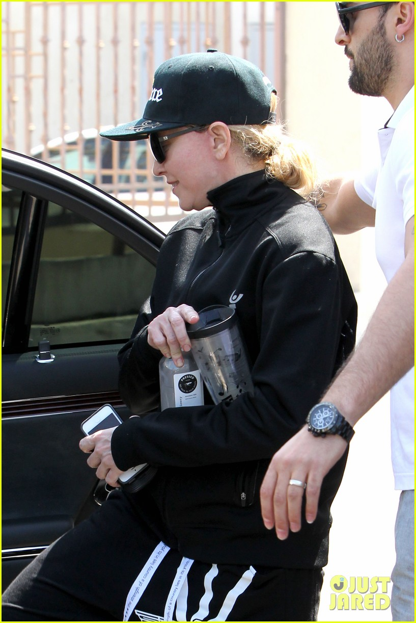 madonna is the queen of los angeles 163094432