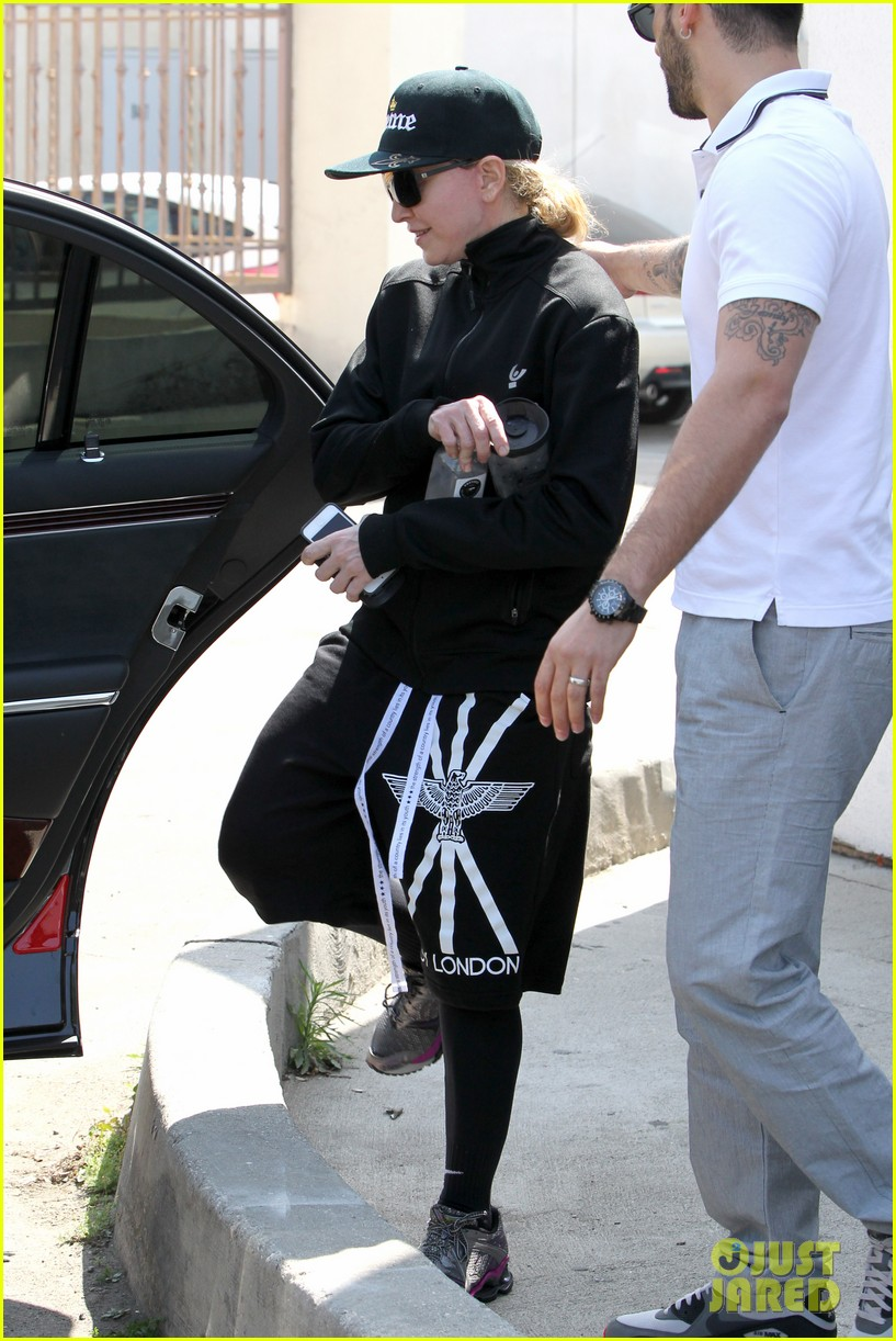 madonna is the queen of los angeles 183094434