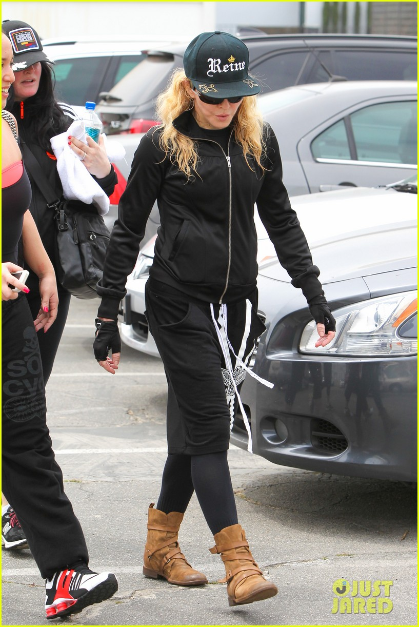 madonna is the queen of los angeles 243094440