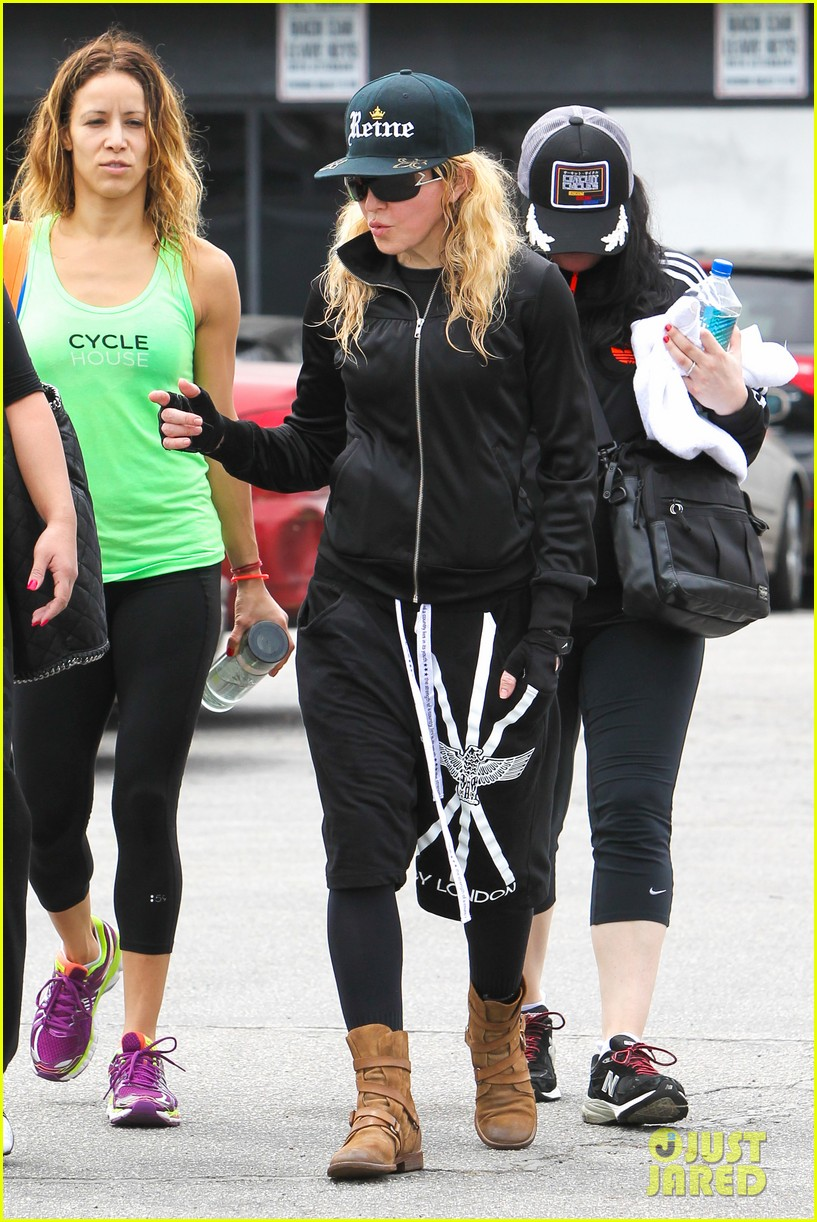 madonna is the queen of los angeles 253094441