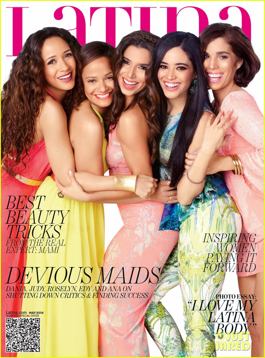 devious maids stars cover latina 01