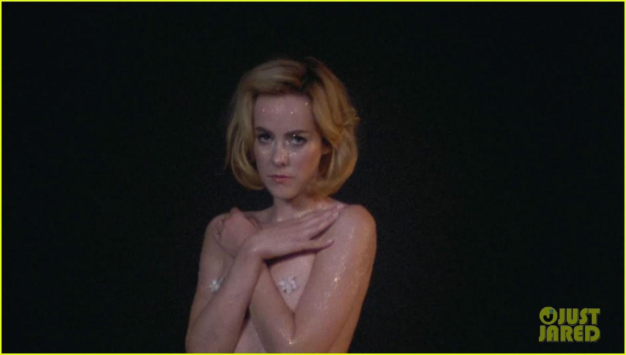 jena malone naked the shoe music video 16
