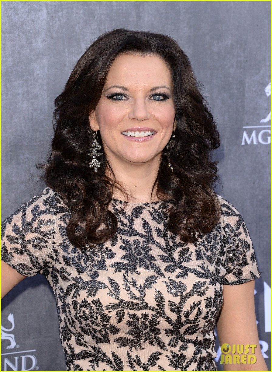 martina mcbride acm awards 2014 red carpet 053085870