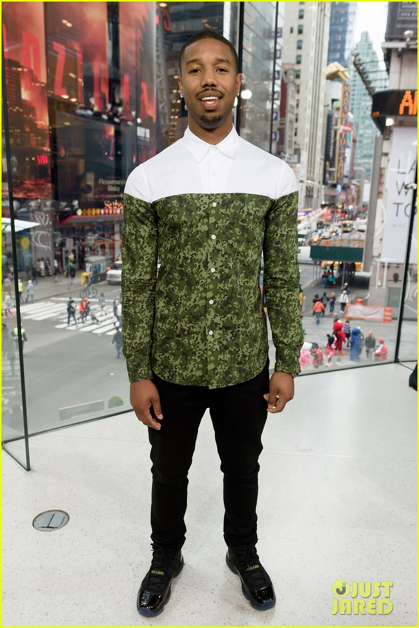 michael b jordan amy poehlers favorite black person 033097980