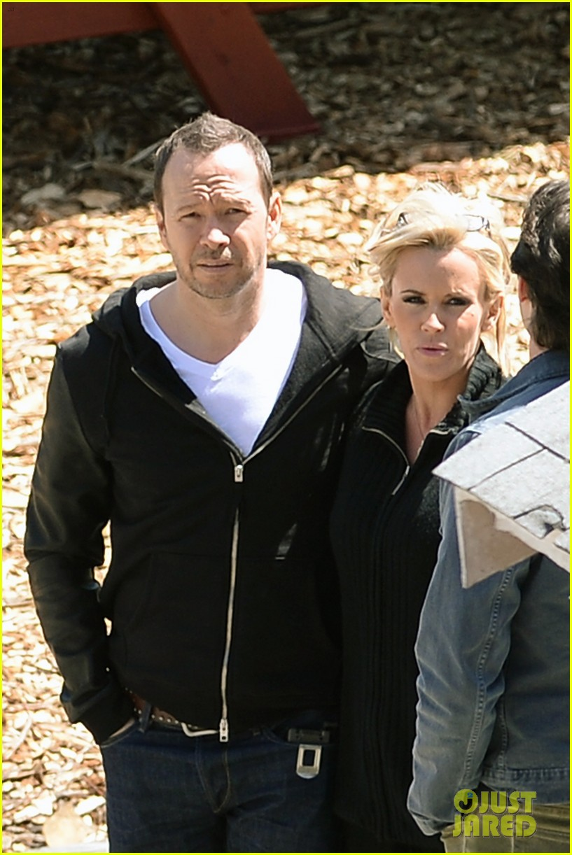 jenny mccarthy donnie wahlberg spotted upstate new york 043094120