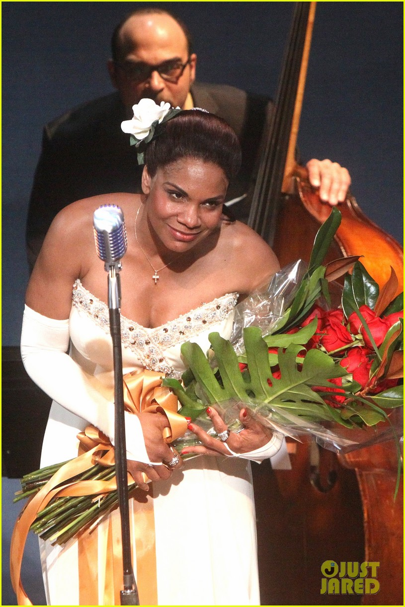 audra mcdonald makes debut as billie holiday on broadway 043091916