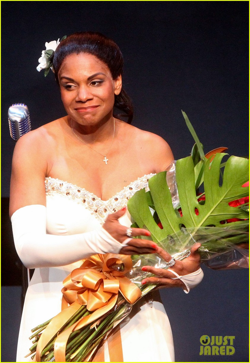 audra mcdonald makes debut as billie holiday on broadway 193091931
