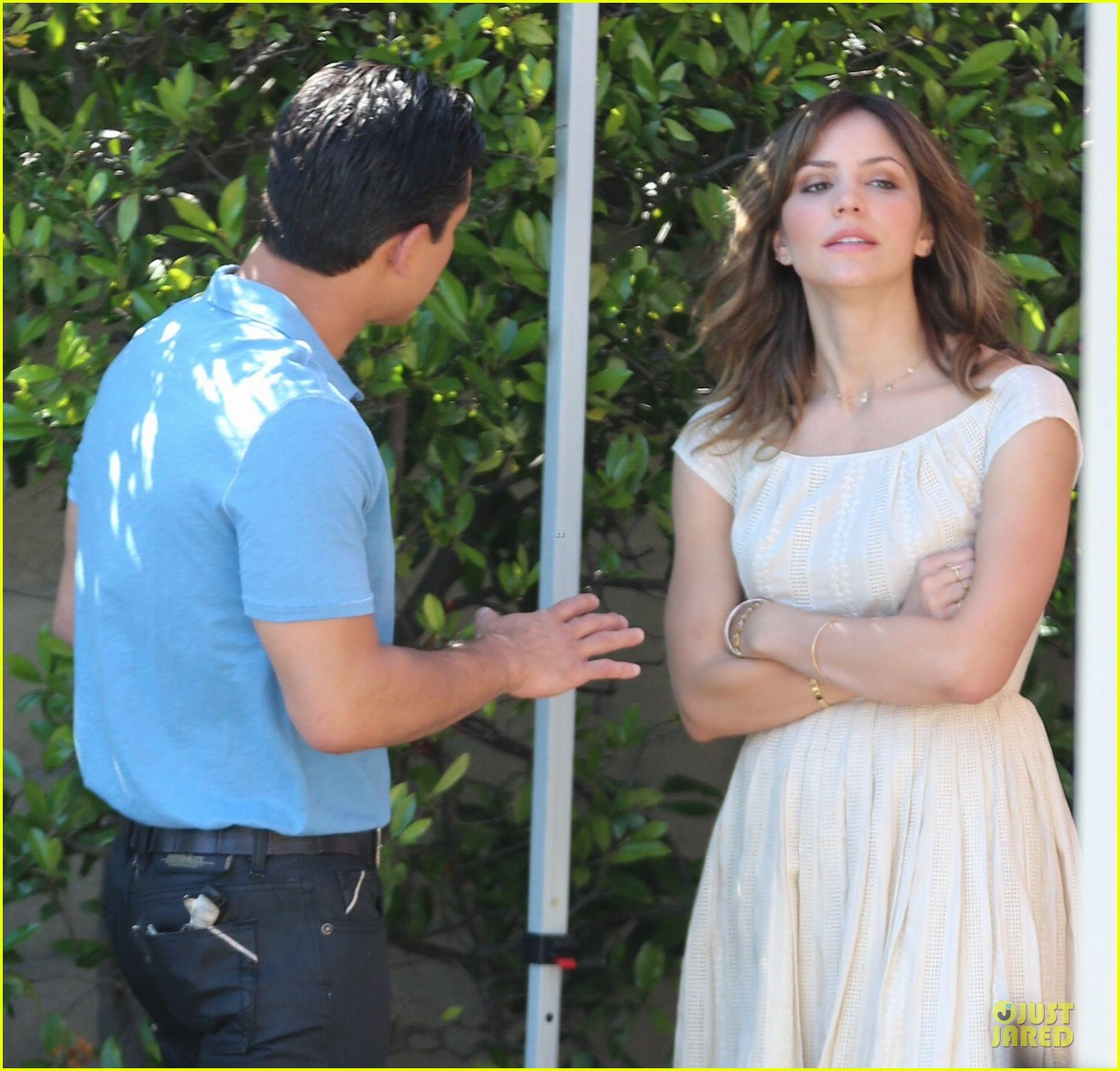 katharine mcphee enchanted by mike vogel 11