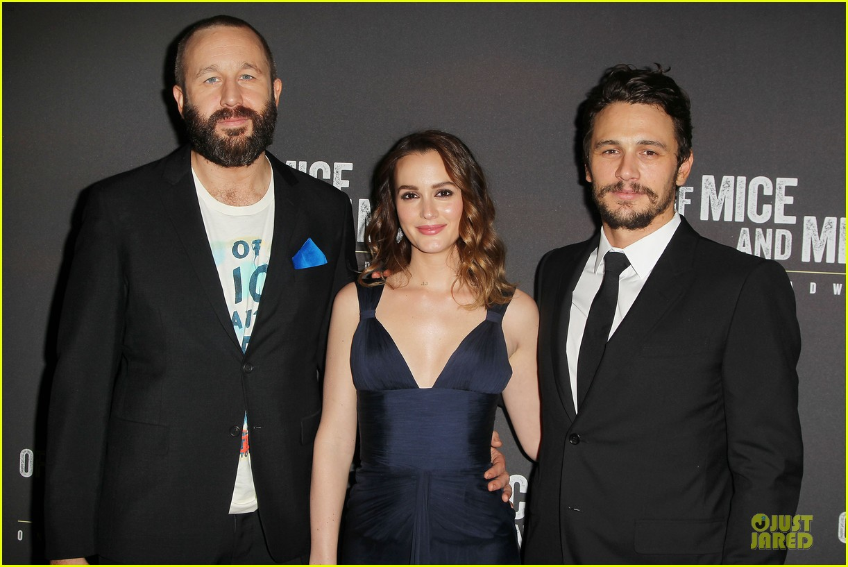 leighton meester james franco of mice men after party 023093613
