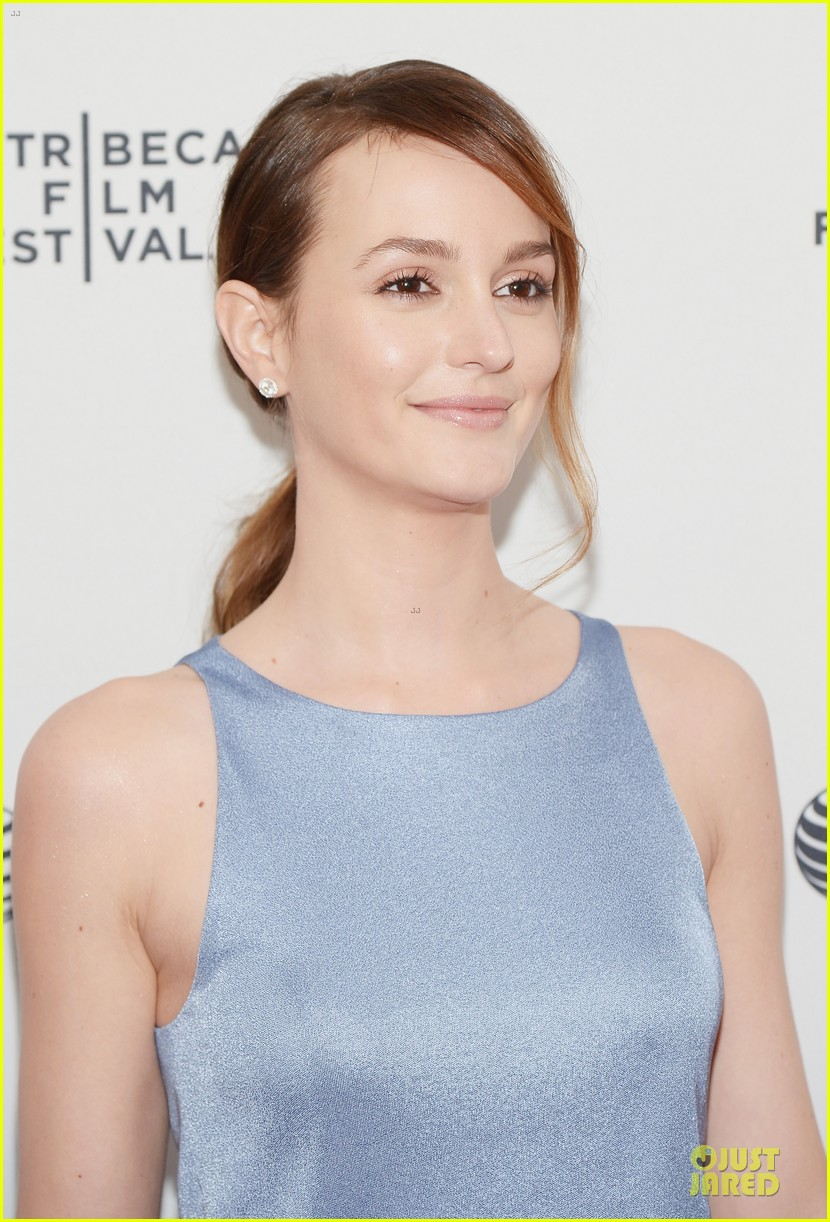 leighton meester life partners at tribeca premiere 023094777