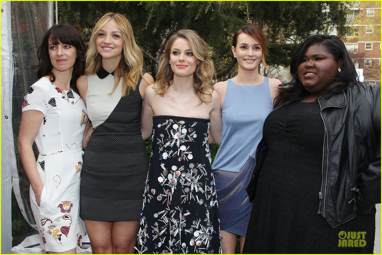leighton meester life partners at tribeca premiere 043094779