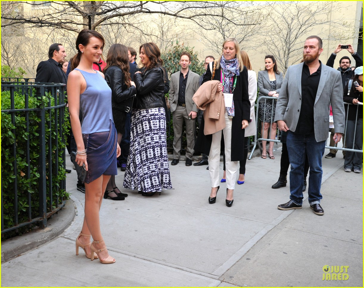 leighton meester life partners at tribeca premiere 073094782